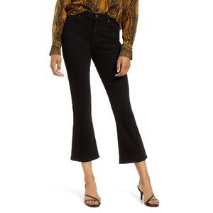 NWT Citizens of Humanity Demy High Crop Jeans 26